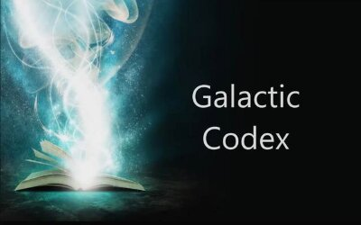 The Galactic Codex is The Law in this Solar System