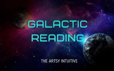 Galactic Reading – April 22, 2020