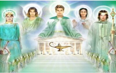Sacred Emerald Star Command