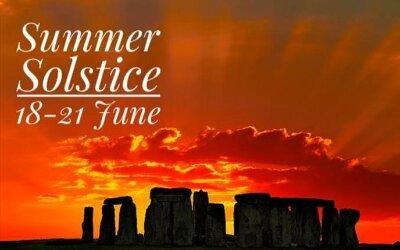 Summer Solstice Movements