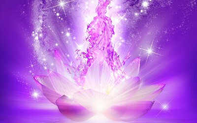 Violet Flame for World Peace
